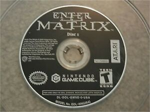 ENTER-THE-MATRIX-DISC-1-NINTENDO-GAMECUBE-GAME-DISC-ONLY