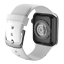 thumbnail 5 - MobyFox Star Wars Stormtrooper Apple Watch White 42mm, 44mm Band ST-DSY42STW2002