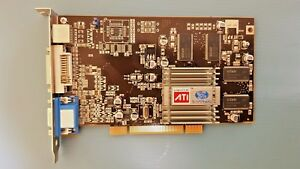 Scheda-Video-grafica-PCI-ATI-Radeon-Sapphire-7000-64mb-DDR-VGA-TVOutput-DVI-I