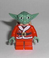 LEGO Star Wars - Weihnachts Yoda - Santa Yoda X-Mas Advent Figur Minifig 7958