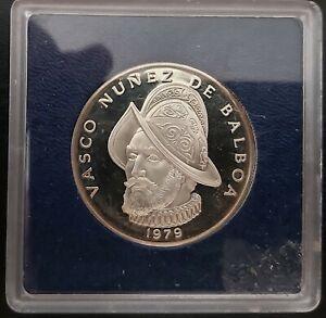 1979 panama balboa coin