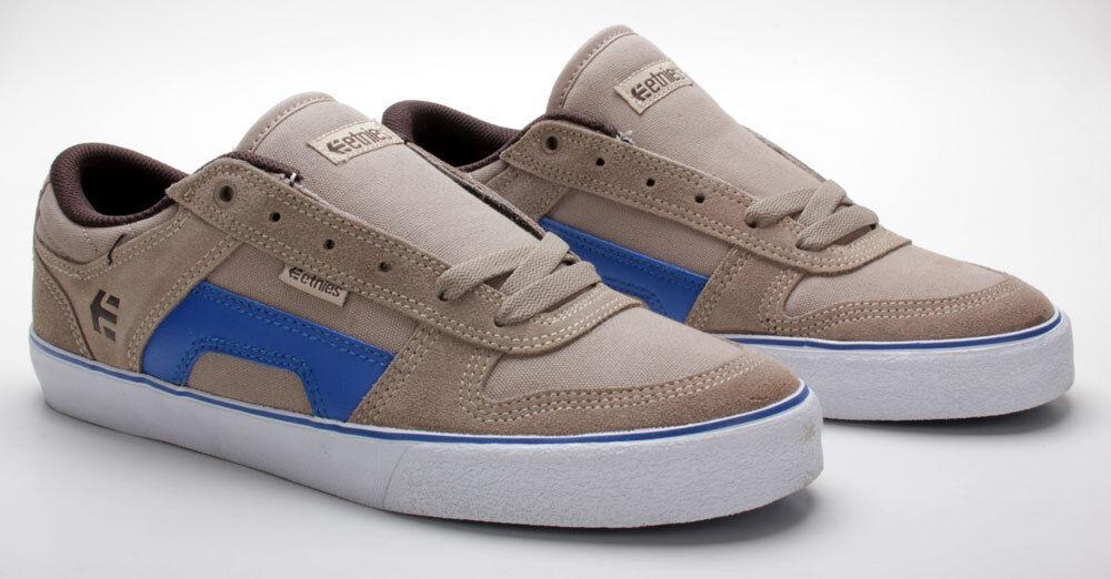 Billig Qualität hohe Qualität Billig Etnies Schuhe RVS Tan/Blau/WEISS 30d5bf