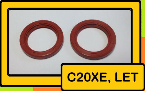 C20xe x20xev 2 unidad Opel levas anillo obturador c20let