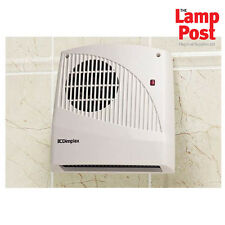 Dimplex 2kW Bathroom Downflow Wall Fan Heater FX20V
