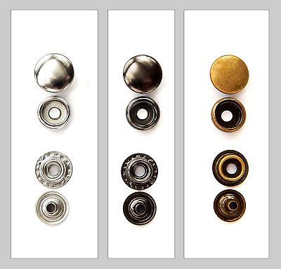 Druckknopfwerkzeug S-Feder,Ring-Feder Jersey 15//12,5//10//10,5//9,5//7,8mm Type 61