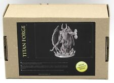 Titan Forge TFDK04 Daemonic Kingdom Magelord on Skydevil Chaos Sorcerer Lord