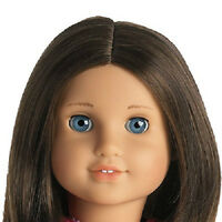American Girl Chrissa Doll & Book Fast Ship Retired Friend Of Sonali And Gwen