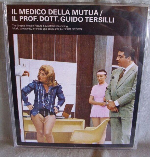 Il Medico della Mutua- OST by Piero Piccioni- Made in Japan- lesen