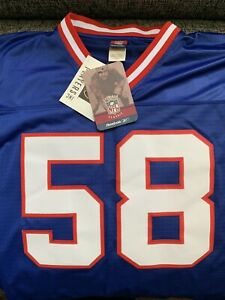 Details about Carl Banks Official NFL Jersey. New York Giants Throwback