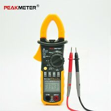 New HYELEC MS2108A Digital Clamp Meter Multimeter AC DC Current Volt Tester TB