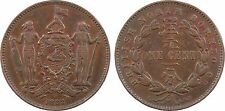Bornéo du Nord (britannique), one cent, 1882 - 51