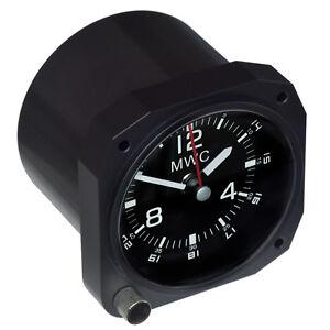 Limited-Edition-Replica-Aircraft-Instrument-Cockpit-Clock-ideal-for-a-desktop