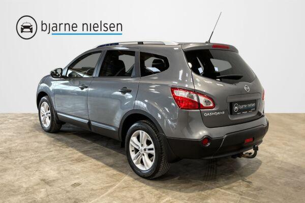 Nissan Qashqai+2 1,6 Tekna - billede 2