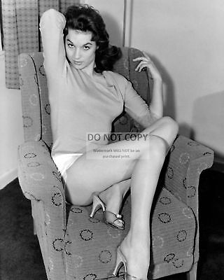 SHIRLEY ANNE FIELD ENGLISH ACTRESS PIN UP MW311 8X10 PUBLICITY PHOTO