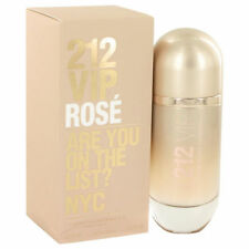 212 Vip Rose by Carolina Herrera Eau de Parfum 2.7oz 80ml Spray Brand NEW SEALED