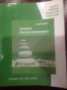 Discrete Mathematics with Applications 4th Edition ...