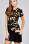 WOMEN-MILITARY-COTTON-SPANDEX-CAMO-CAMOUFLAGE-SHORT-SLEEVE-BODYSUIT-TOP-T-Shirt thumbnail 5