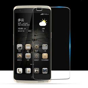 2x-New-9H-Hardness-2-5D-Temper-Glass-Screen-Protector-Film-for-ZTE-Axon-2015