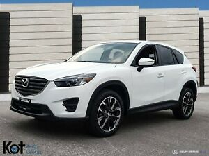 2016 Mazda CX-5 GT AWD, FULLY LOADED, LEATHER, NAVIGATION