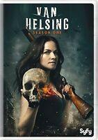 Van Helsing: Season 1 One (dvd, 2017, 4-disc Set)