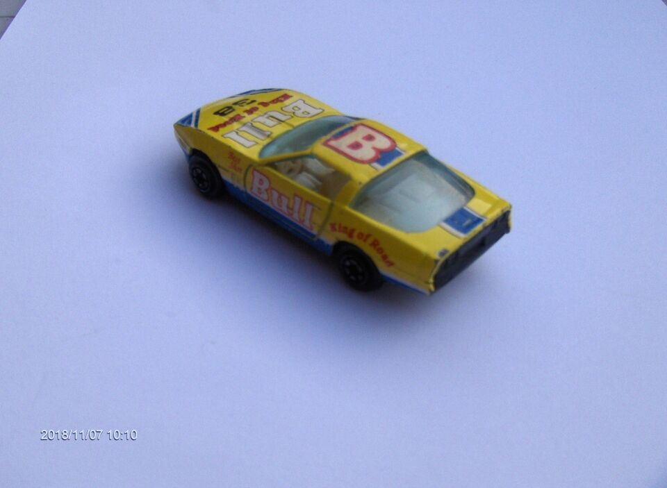 MODELBIL, CHEVROLET CORVETTE C4 1984, KING OF ROAD