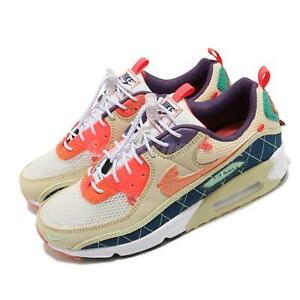 Nike Air Max 90 Trail Vibes Multi ACG Beige Orange Purple Blue Men CZ9078-784
