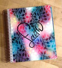 Faith Heart Cover Set 4 Use With Erin Condren Planner