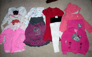 LOT-OF-9-MIXED-ITEMS-GIRLS-SIZE-18-MONTHS