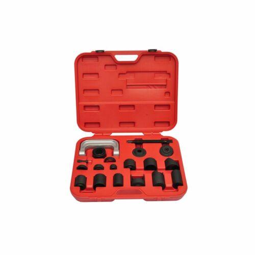 vidaXL Coffret d/'Adaptateurs Extracteur Joint à Rotule 21 Pcs Mécanique Auto