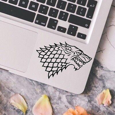 Game Of Thrones Winter is Coming Macbook Laptop Car Wall Vinyl Sticker 181