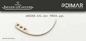 Jaeger-Lecoultre. CALIBRE.210. PIEZA.430