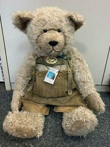 Margosch-Baer-Kuenstlerbaer-Teddy-Baer-100-cm-Top-Zustand