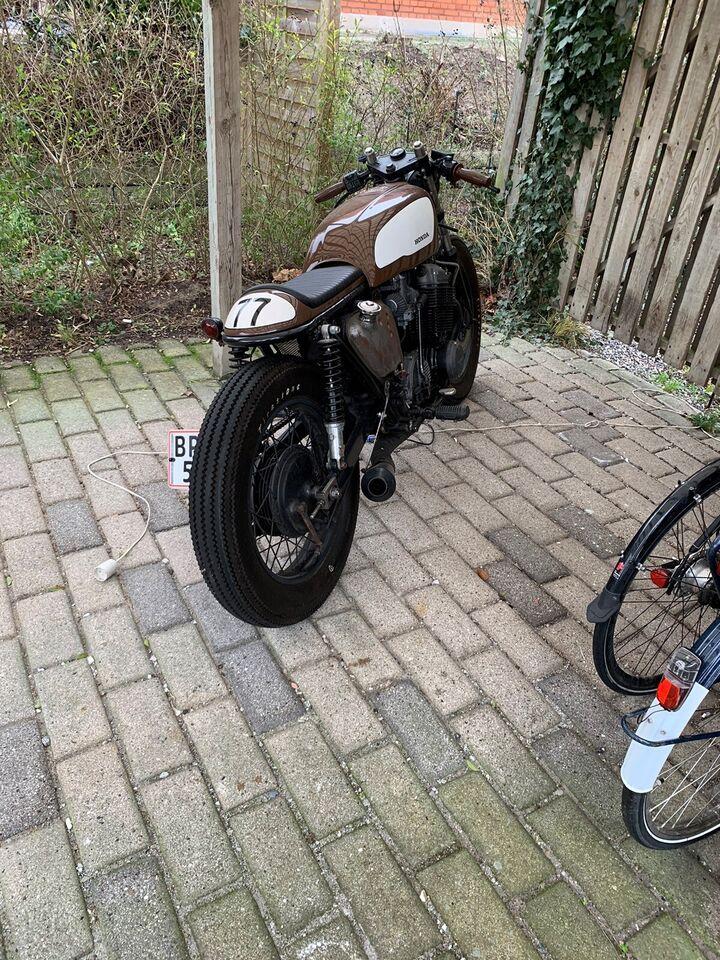 Honda, CB750, 750 ccm