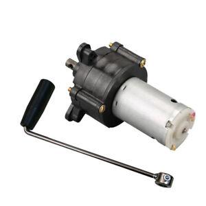 DC Hand Crank Generator for Free Energy Light Bulb Emergency Electricity Dynamo
