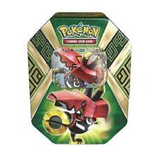 Pokemon Island Guardian Tapu Bulu Tin 1 Promo 4 Booster Packs, sun and moon 2017
