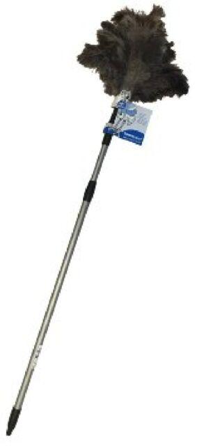 Professionelle Ostrich Feather ausziehbar Duster Reinigungsartikel Büro 80205