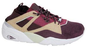 Puma BOG Sock Rioja Lacci Da Uomo Con Lacci Rioja Scarpe da ginnastica Burgundy 361456 02 D9 bba8c3