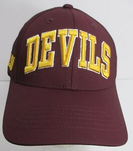 00f31d3d1 Details about Arizona State University ASU Sun Devils Hat Cap Snapback  Embroidery NCAA New #mn