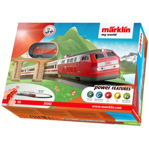 NEU /& OVP Märklin 29302 My world Startpackung Intercity +