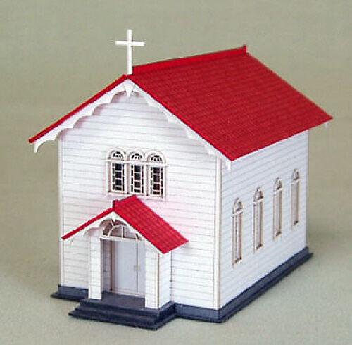 Sankei MP03-23 Church 1/150 N scale