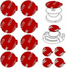 8 Pack Replacement Adhesive Pads For Pop Expanding Phone Stand And Socket New