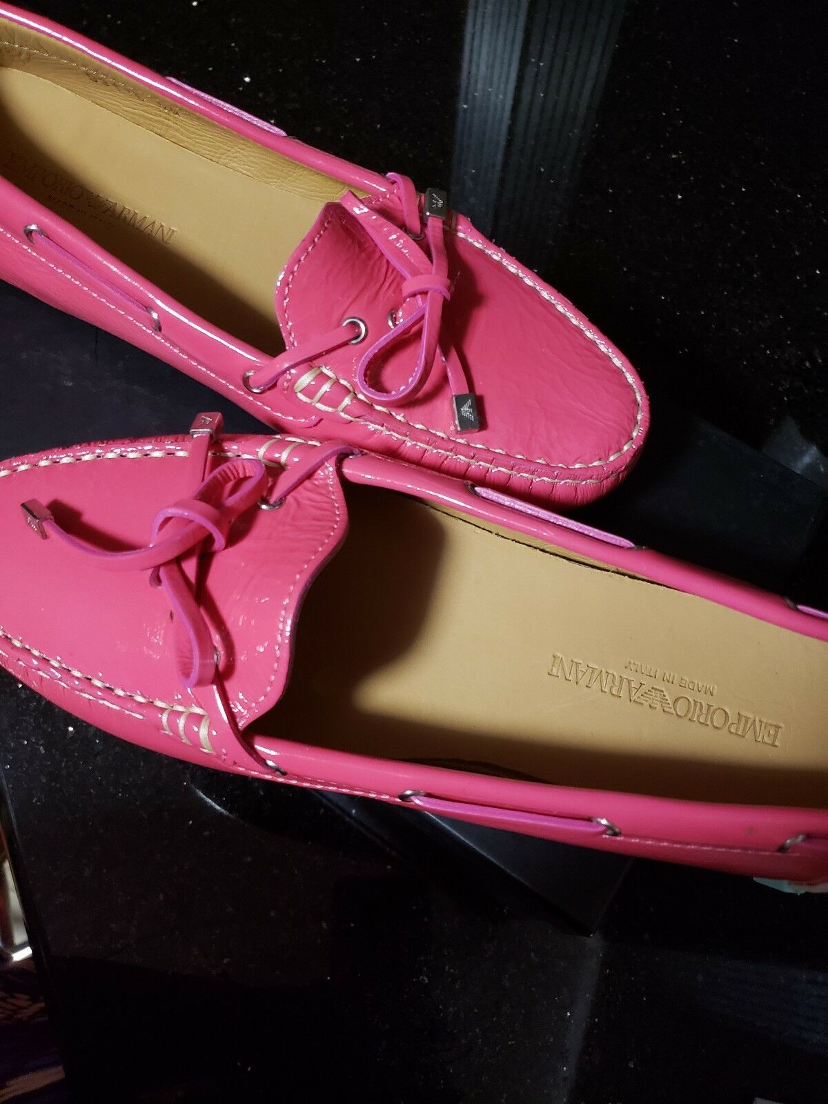 Emporio Armani Mujer Zapatos, Zapatos, Zapatos, Talla 9, totalmente nuevo, Hecho Italia  Envíos y devoluciones gratis.