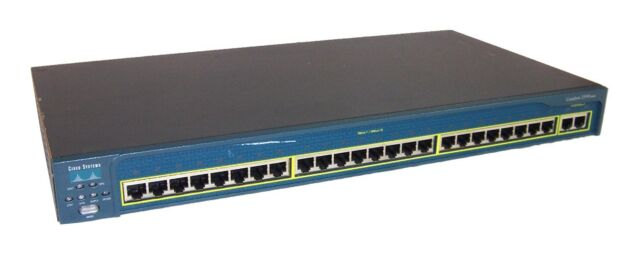 Cisco Catalyst 2950-24 - switch - managed - 24 ports