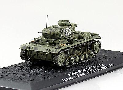 Sammlung Modelle Panzer Russland 6 Stück 1:72 Altaya