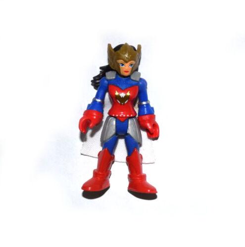 DC Fisher Price Imaginext Super Hero Superman Wonder Woman Joker Batman Figure