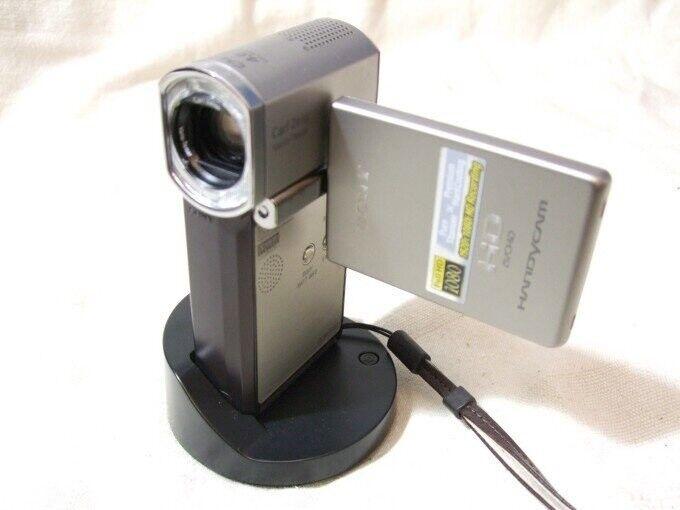 Video kamera, digitalt, Sony