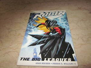 Robin-The-Big-Leagues