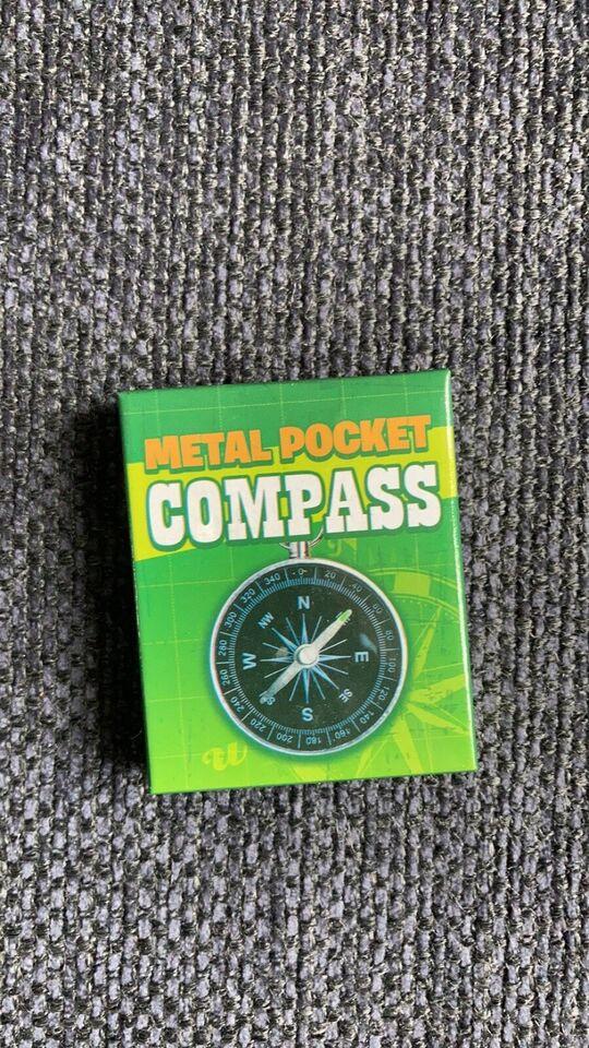 Andet legetøj, Komme kompas, .