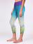 Anjali-Arya-Capri-Ombrey-Paisley-Leggings-Women-039-s-Size-Large-New-With-Tags thumbnail 1
