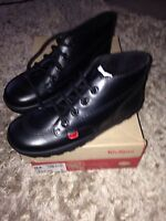 Kickers Size 3 School Shoes